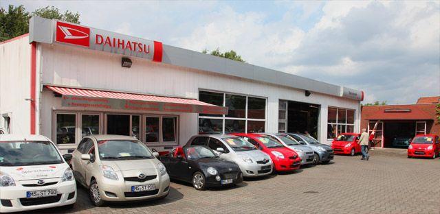 Münsters Daihatsu Servicepartner